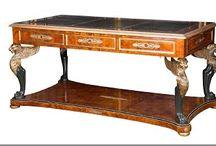 Antik asztalok