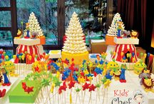 Kids' Chef / Our Kids' Chefs prepare kid-friendly and delicious food for our little guests.