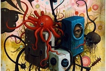 Jeff Soto - Use of Colour