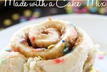 Baking goodness / by Cheryl Holzhouser-Nation