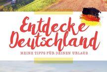 Deutschland / Alles rund um das Reise- und Urlaubsland Deutschland