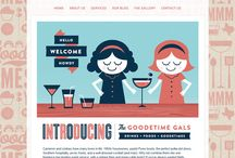 WEB  》Livery Creative / web design / by Livery Creative