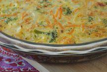 cocina con verdura