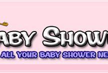 Baby shower ideas / by Portia Ray