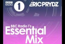 Eric Prydz dj set on Radio 1