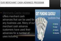 Merchant CashAdvance