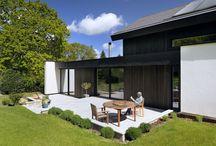 PAD studio: Brackenhurst Eco House
