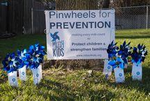 Pinwheels for Prevention