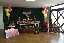 Carros Disney / #disneyparty #carros #carrosdisney