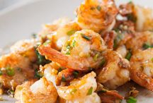 Recipes - Seafood / From the Sea!