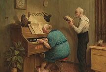 Marius van Dokkum / Drawings with a smile