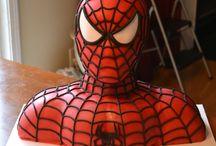 Cakes - superhero/trademarked/ Disney etc