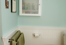 Bathroom Renovation / check out this great renovation using items from the Coatesville ReStore