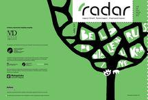Radar #7 / Siódmy numer czasopisma #radar przygotowany w ramach programu #tranzyt na #leipzigerbuchmesse #fwpn