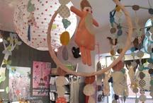 Shop display - children