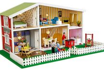 Dolls, Soft Toys and Dollhouses / by KidStyleFile