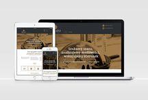 Webdesign / Strony internetowe, landing page, grafika