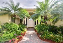 Weston Florida Real Estate / Lake front Home in Weston Hills Country Club