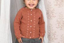 Barn genser og jakker
