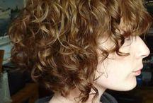 Hairstyles, etc