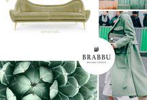 Möbeltexturen und Empfindungen / Möbeltexturen und Empfindungen | Pantone Farben | Einrichtungsideen | Minimalismus Design | Designer Möbel | Hochwertige Möbel | www.brabbu.com