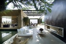 Fun Outdoor Spaces / by Lee Brewster