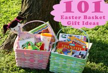 Easter / Easter crafts, recipe and basket filler ideas