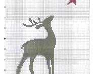 Deer xmas