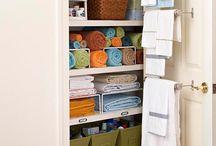 Organize / by Alia Cook