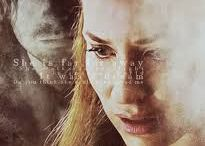 Kili and Tauriel / Basically, looking at the title, Kili and Tauriel.