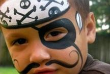 Costume ideas for Talk Like a Pirate Day 19th September 2015