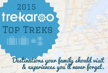 Top Destinations 2015 / Trekaroo's Top Destination Picks for Where Your Family Should Be Heading in 2015 #trekarooing #FamilyTravel / by Trekaroo Family Travel