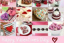 Valentine's Day Treats And Ideas / by Suzie De Unamuno Garcia