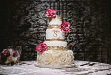 Let them eat cake / Wedding cake inspiration