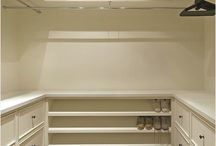 Closet envy / WIR and clothes storage