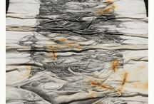 Surface Design / Fiber Art, Fiber Dyeing, Transfers, Stamping, etc...  / by Lynn Foster Dean