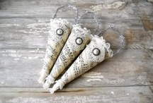 Decoration - cones