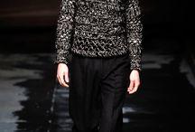 Topman Otoño-Invierno 2014 / Cómo enfrentar la temporada de lluvias con estilo, fue el eje sobre el cual giró la colección presentada por la firma, donde predominaron los abrigos, blazers y gabardinas.