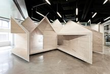 temporary architecture /  installations / pavilion