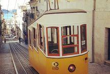 Quero visitar Lisboa / Viagens