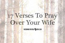 praying for her