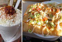 antojitos / Mexican treats! / by Espy Gonzalez-Alvarado
