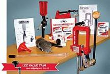 Kits / Lee Precision reloading kits are the quick and economical way to get everything you need to start reloading right away.