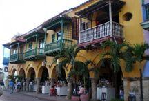 Rincones de Cartagena de Indias