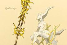 Pokemon weapon