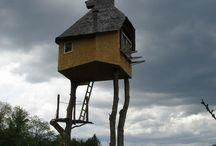 Amazing tree houses / Amazing tree houses