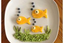 Idee in cucina per bambini