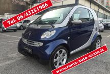 SMART FORTWO 700 COUPE' PULSE € 2'900'00