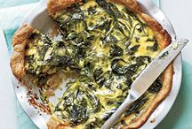 Friday's obsession- Quiche