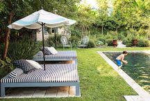 Garten longe